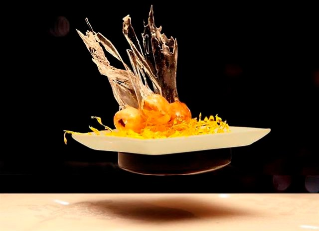 L vitation assiette innovation culinaire for Cocina de vanguardia wikipedia