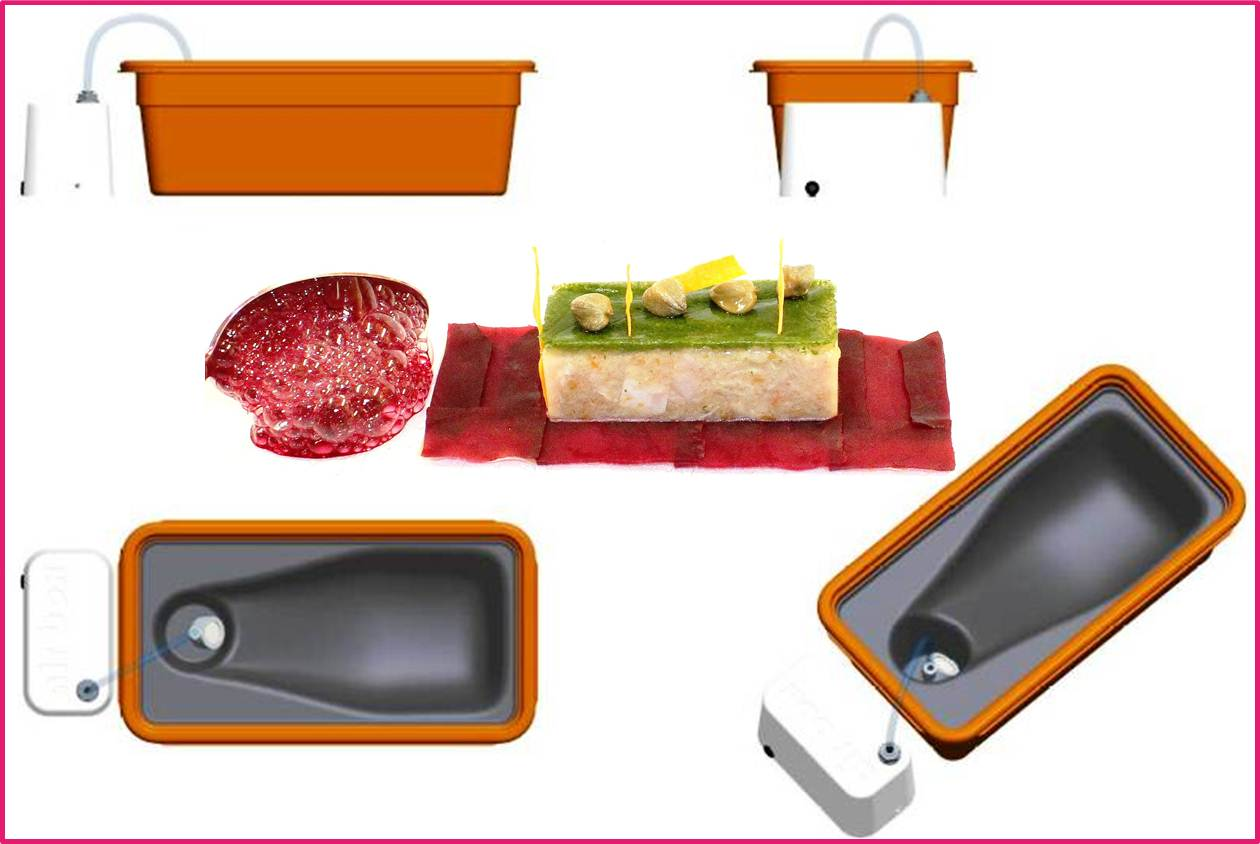 Accessoire cumes innovation culinaire for Accessoire culinaire