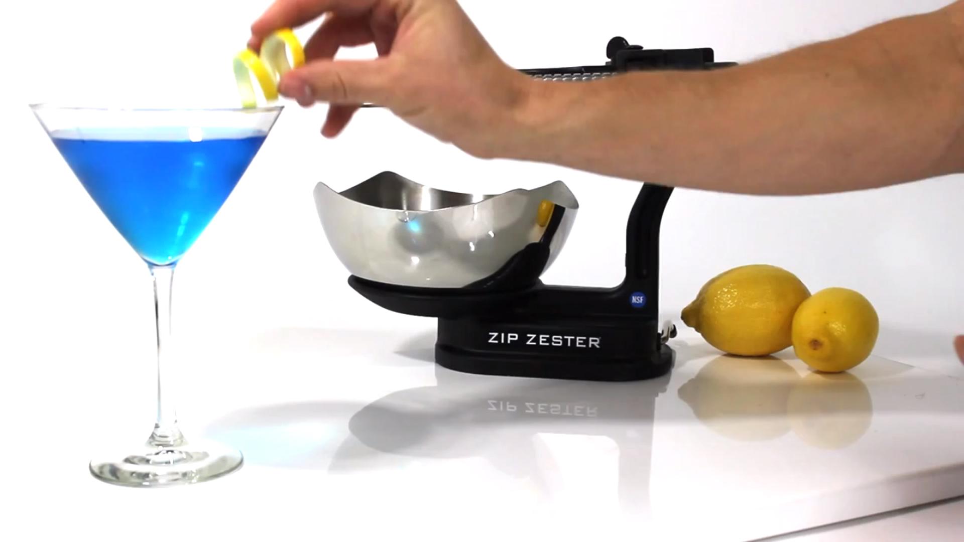 zip zester machine