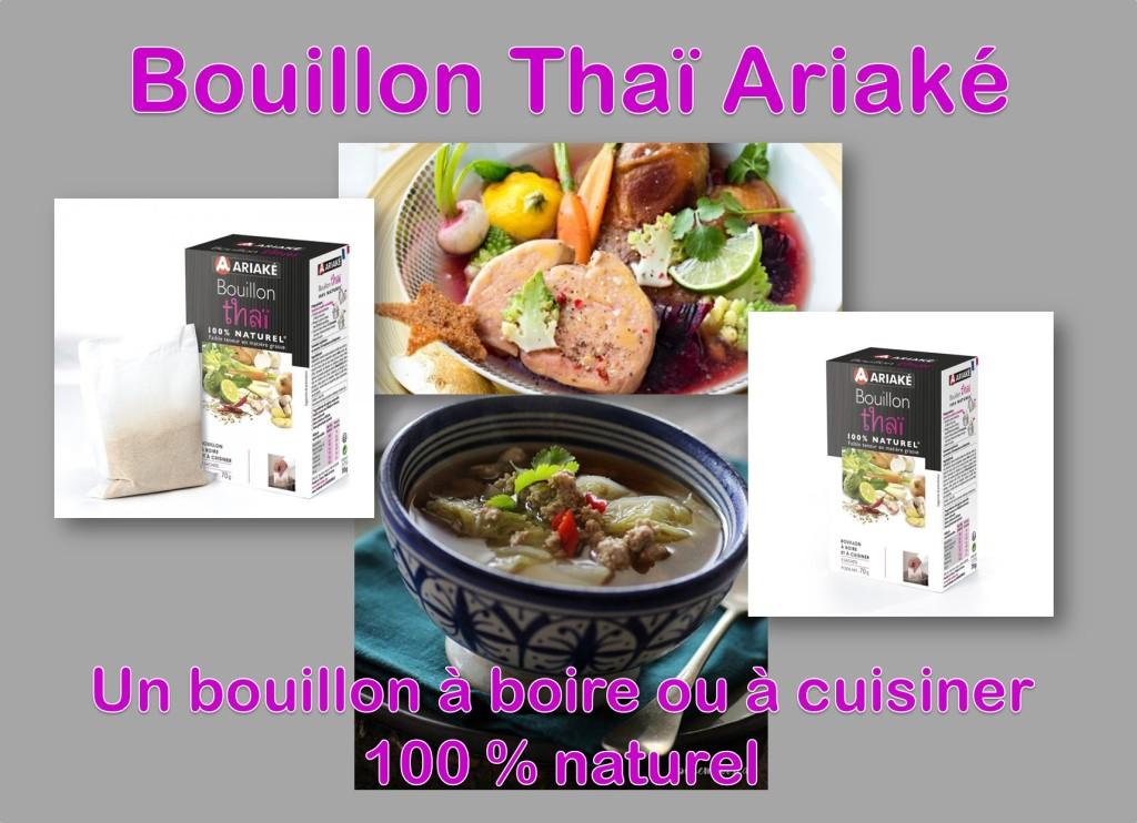 Bouillon Thaï Ariaké
