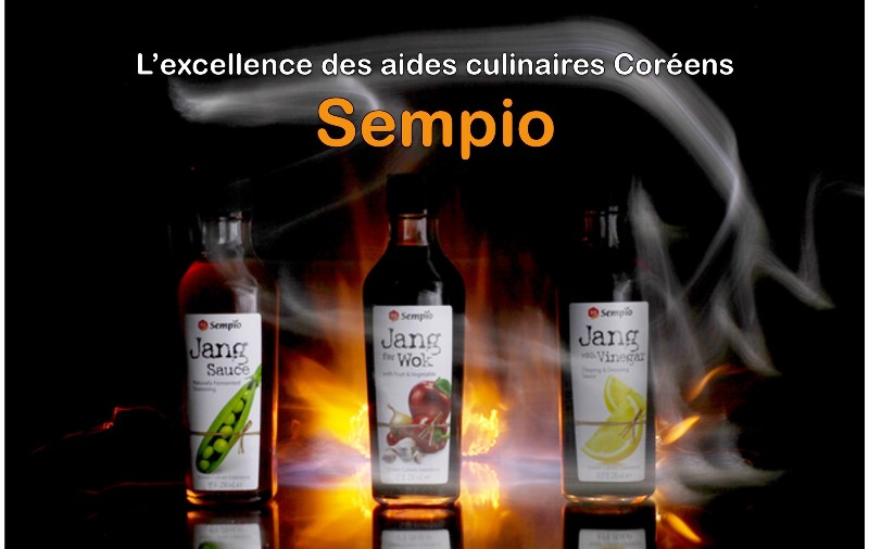 Sempio, leader des sauces à base de soja