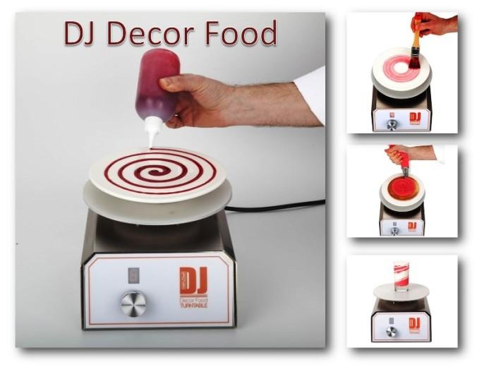 dj-decor-food-turntable-plateau-tournant-100x100chef-decor-a-l-assiette-automatique